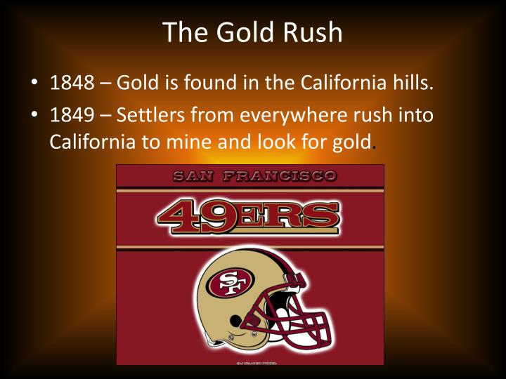 The gold rush1