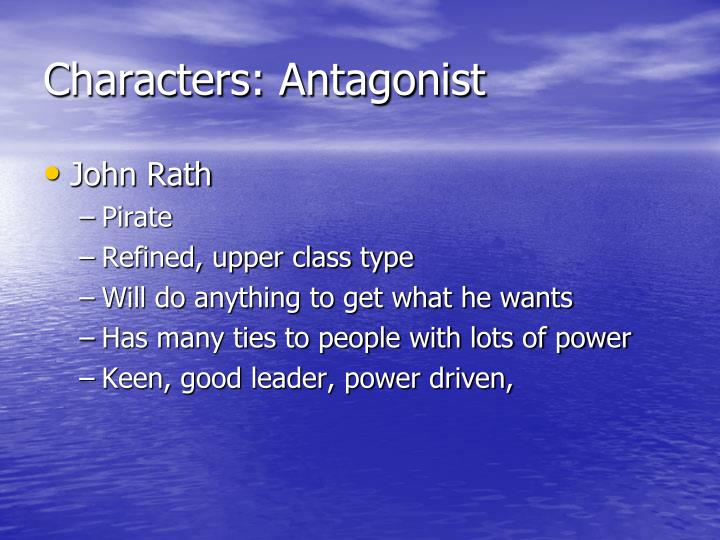 Characters: Antagonist