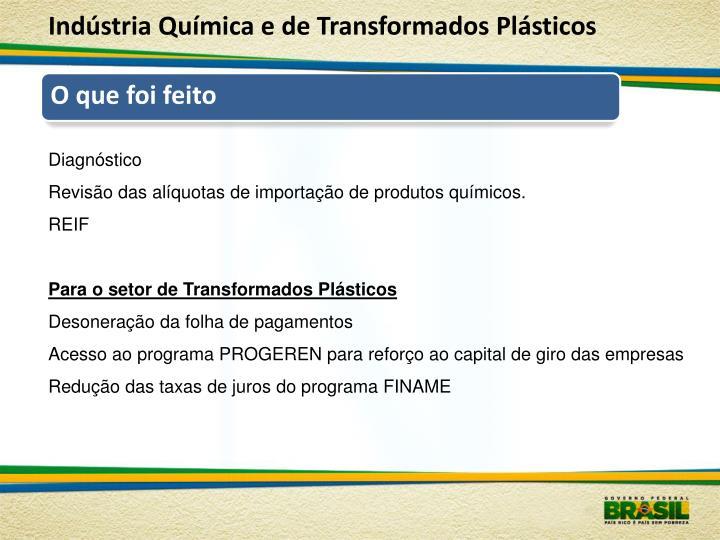 Indústria Química e de Transformados Plásticos