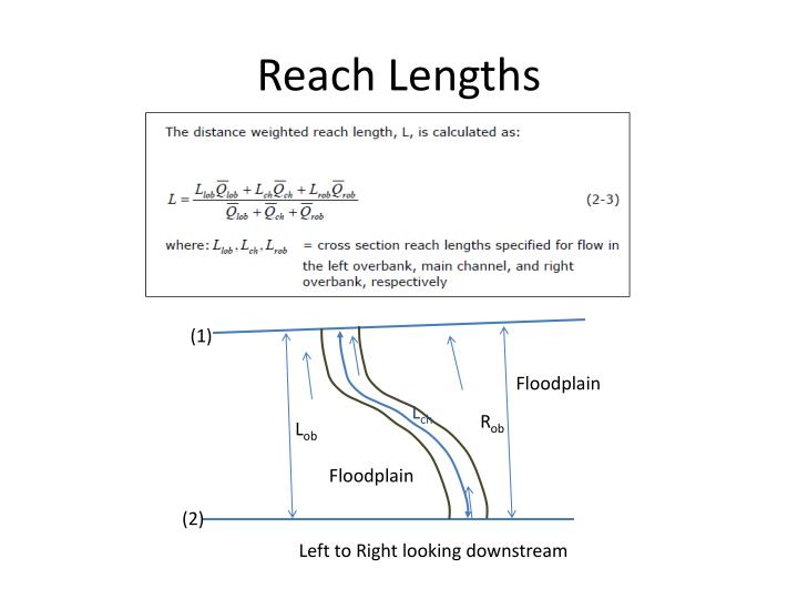 Reach Lengths