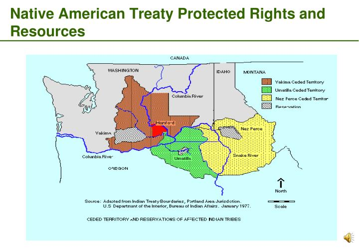 Native American Treaty Protected Rights and Resources