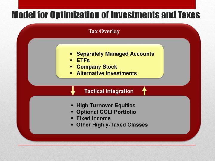 Tax Overlay