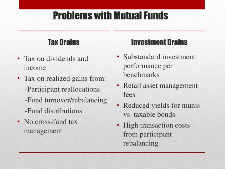 Tax Drains