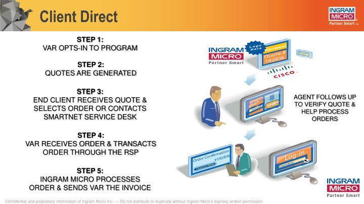 Client Direct