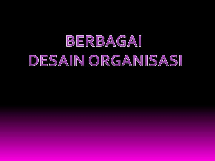 BERBAGAI