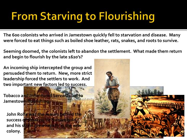 From Starving to Flourishing