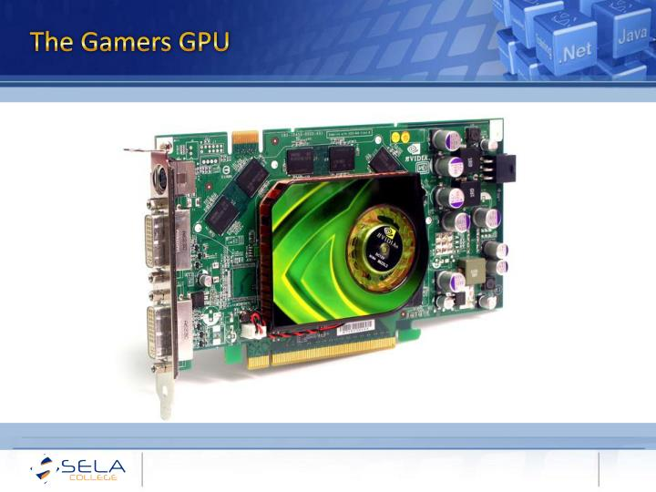 The Gamers GPU