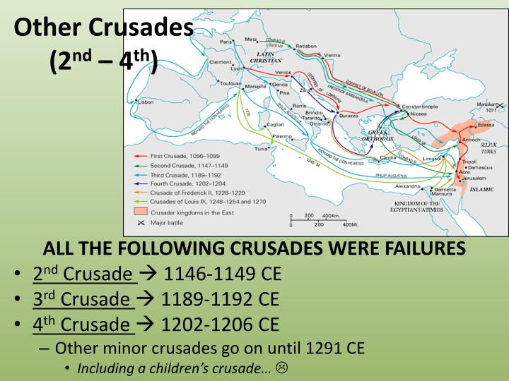 Other Crusades (2