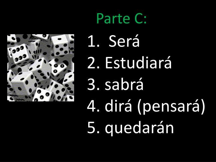 Parte C: