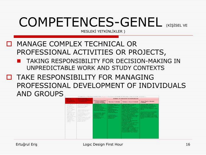 COMPETENCES-GENEL