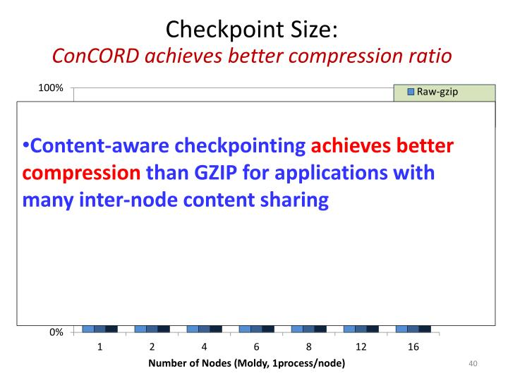 Checkpoint Size: