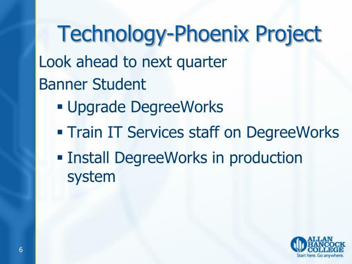 Technology-Phoenix Project