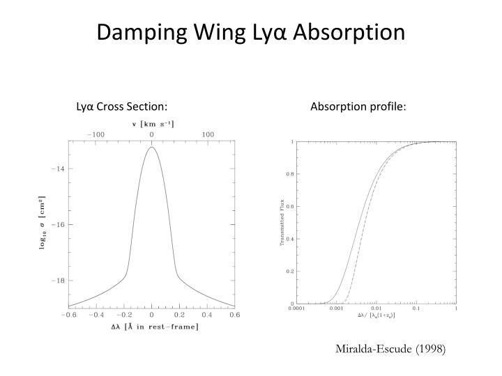 Damping Wing Ly