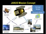 janus mission concept