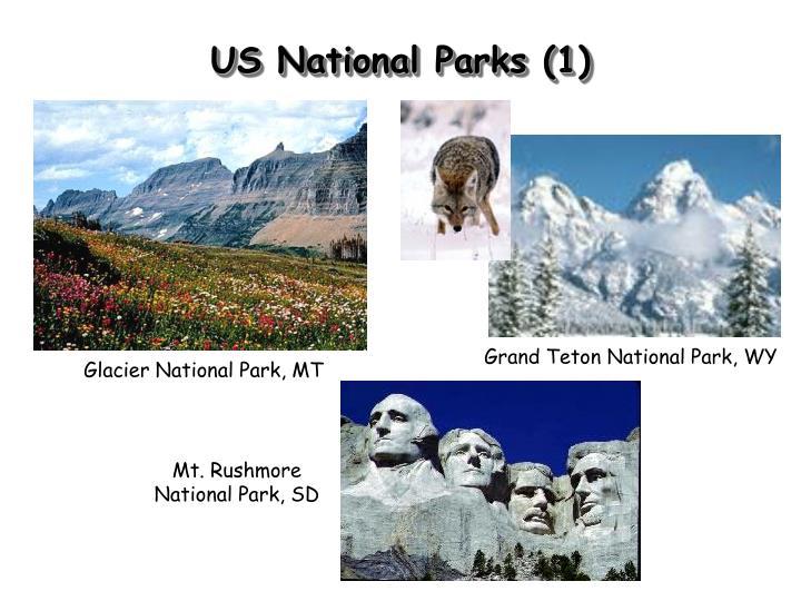 US National Parks (1)