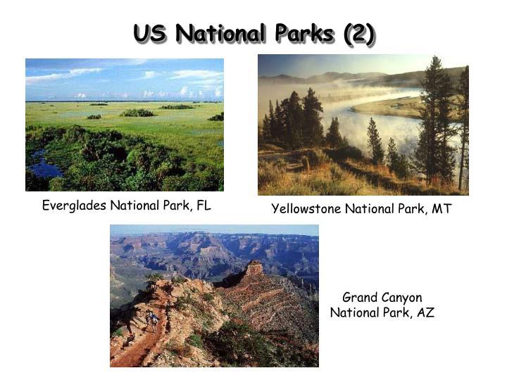 US National Parks (2)