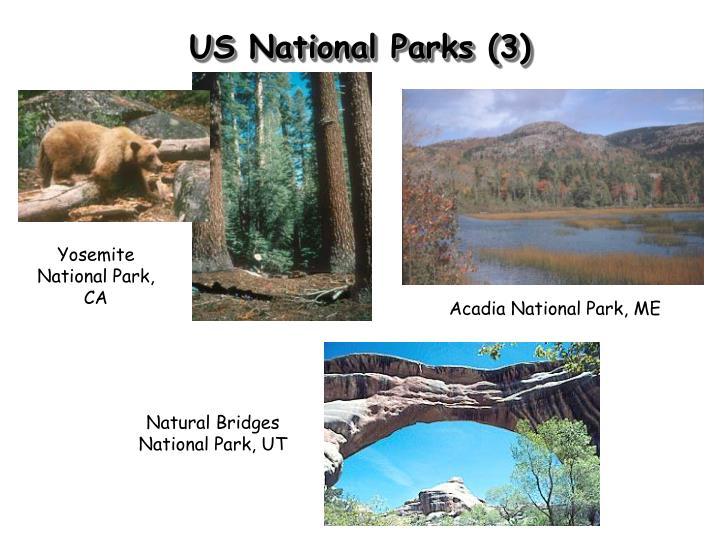 US National Parks (3)