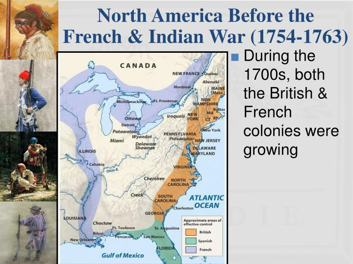 North America Before the