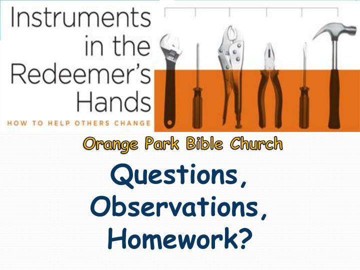 Orange Park Bible Church