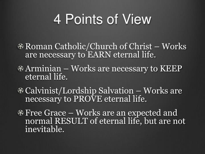 4 Points of View