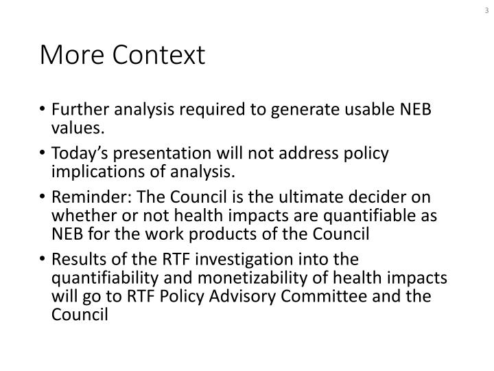 Further analysis required to generate usable NEB values.