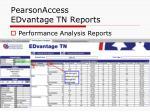 pearsonaccess edvantage tn reports3
