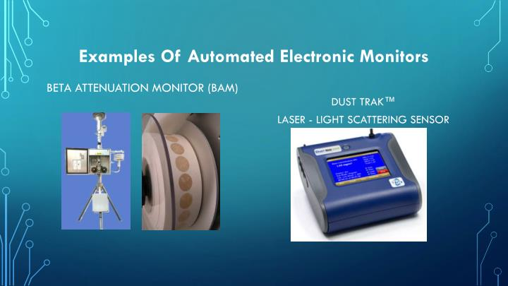 Examples Of Automated Electronic Monitors