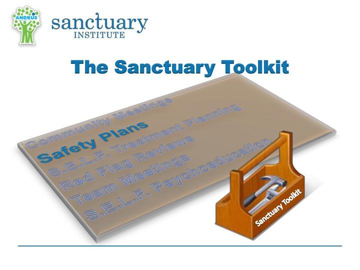 The Sanctuary Toolkit