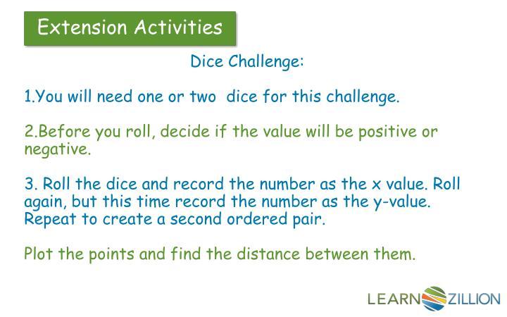 Dice Challenge: