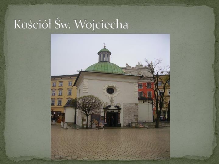 Kościół Św. Wojciecha