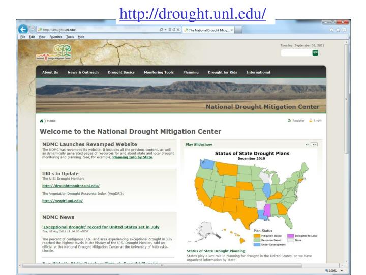 http://drought.unl.edu