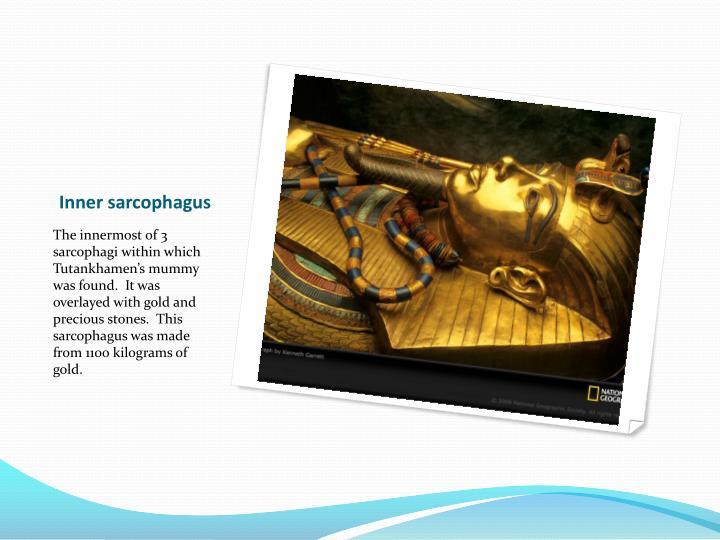 Inner sarcophagus