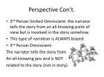 perspective con t