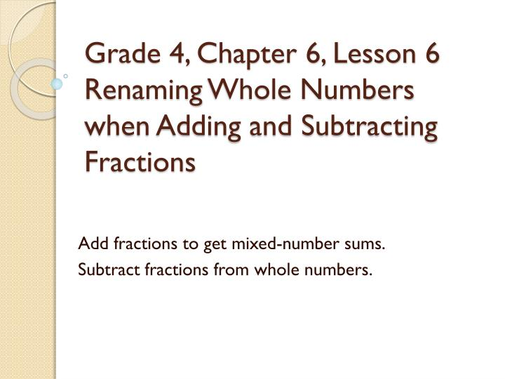 Adding mixed fractions worksheet tes