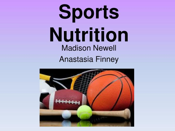 sports nutrition research papers 5 questions, 5 words professor graeme close answers 5 questions with 5 words for the international journal of sport nutrition and exercise metabolism.