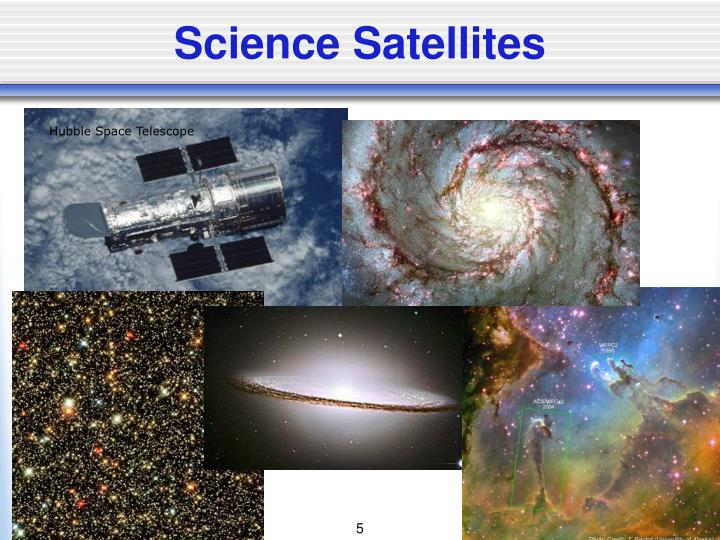 Science Satellites