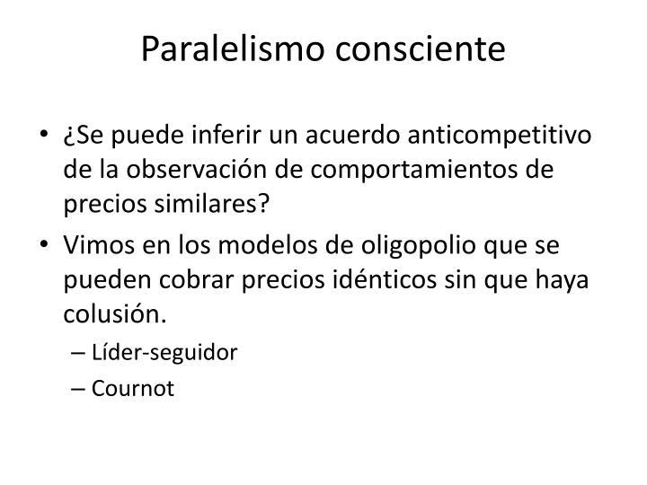 Paralelismo consciente
