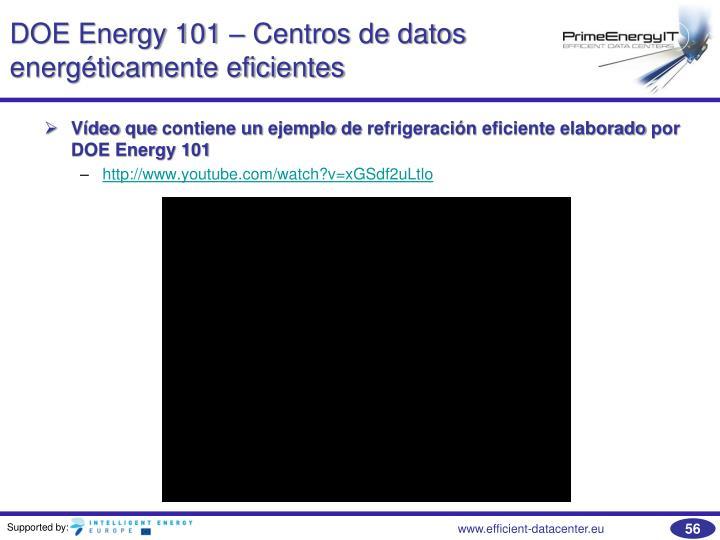 DOE Energy 101