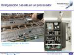 refrigeraci n basada en un procesador