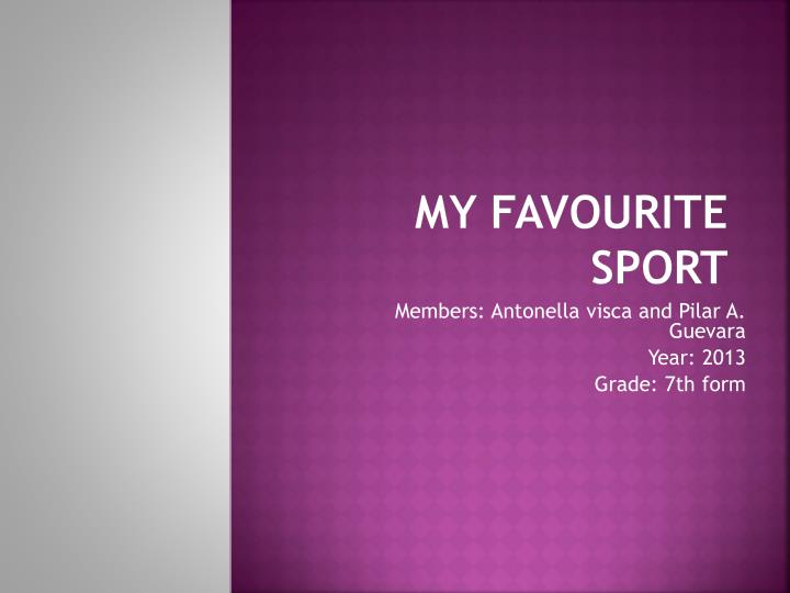essay on my favourite sports Sports basketball is my  basketball is my favorite sport  it is amazing my favourite sport is basketball and i am very addictive to it and i love.