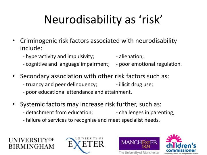 Neurodisability