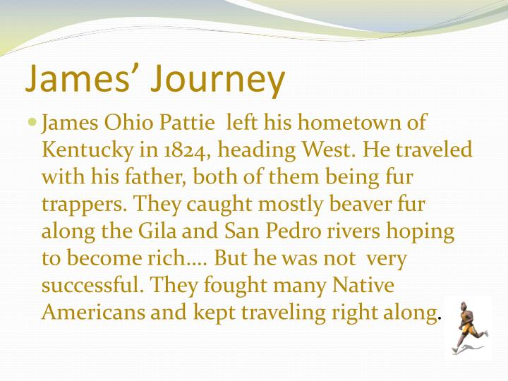 James' Journey