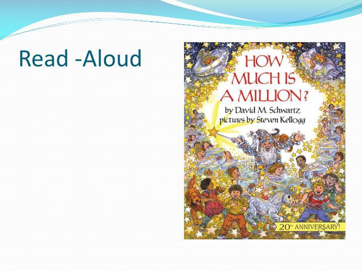 Read -Aloud