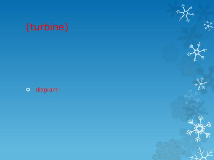 (turbine)