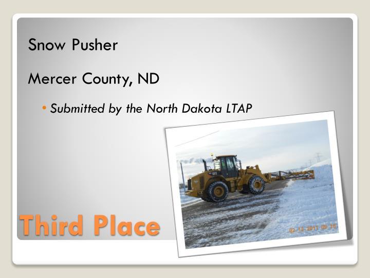 Snow Pusher