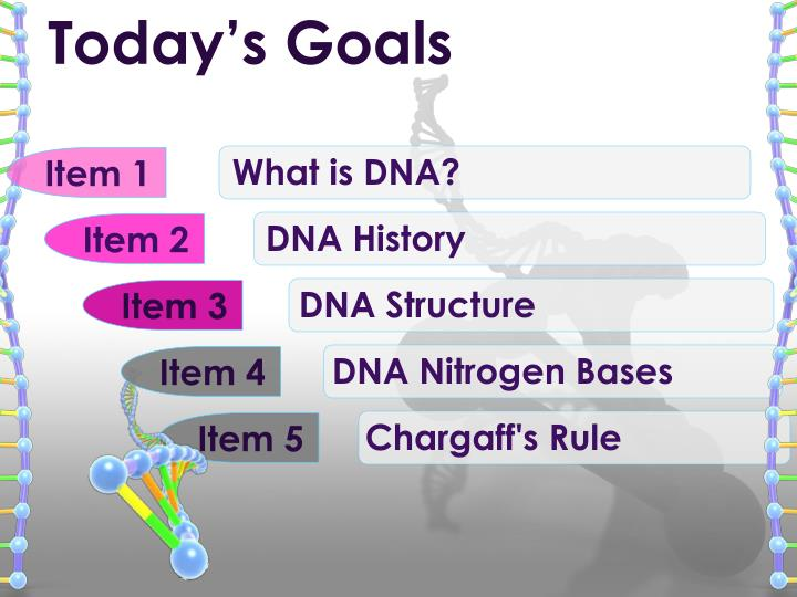 Today's Goals