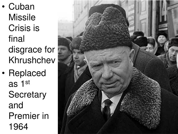"""stalin vs khrushchev The evolution of totalitarianism: from stalin to putin  still existed in khrushchev""""s time,  if the soviet union under stalin was demonstrably."""