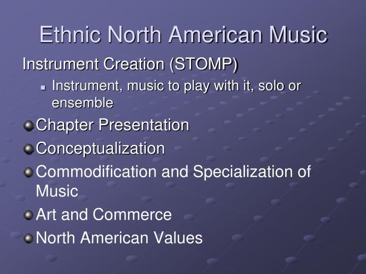 Ethnic North