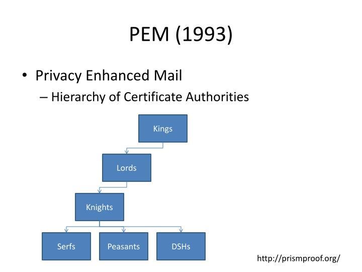 PEM (1993)