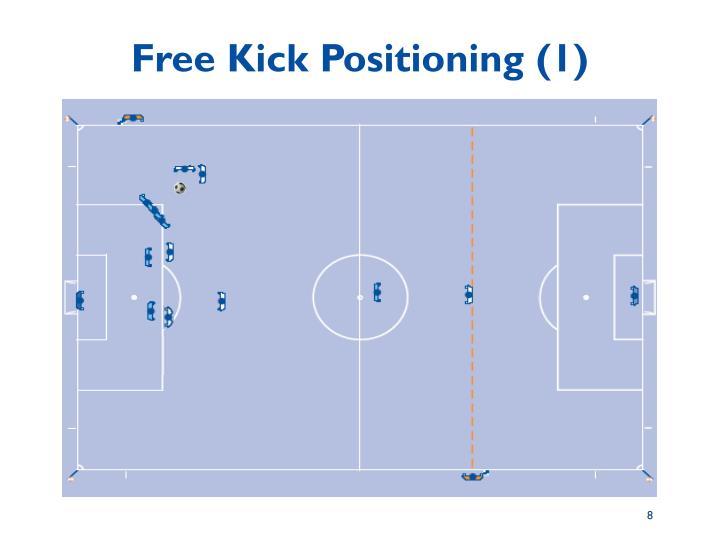 Free Kick Positioning (1)